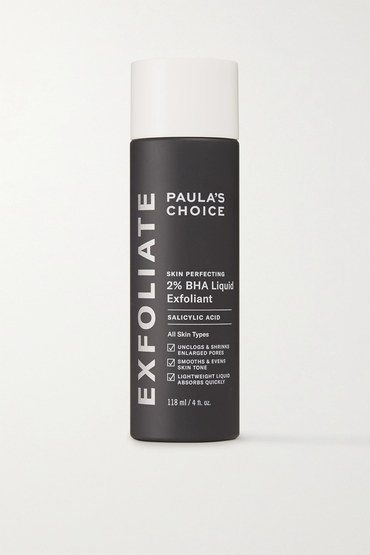 Paula's Choice Skin Perfecting 2% BHA Liquid Exfoliant, 118 ml – Flüssiges Gesichtspeeling