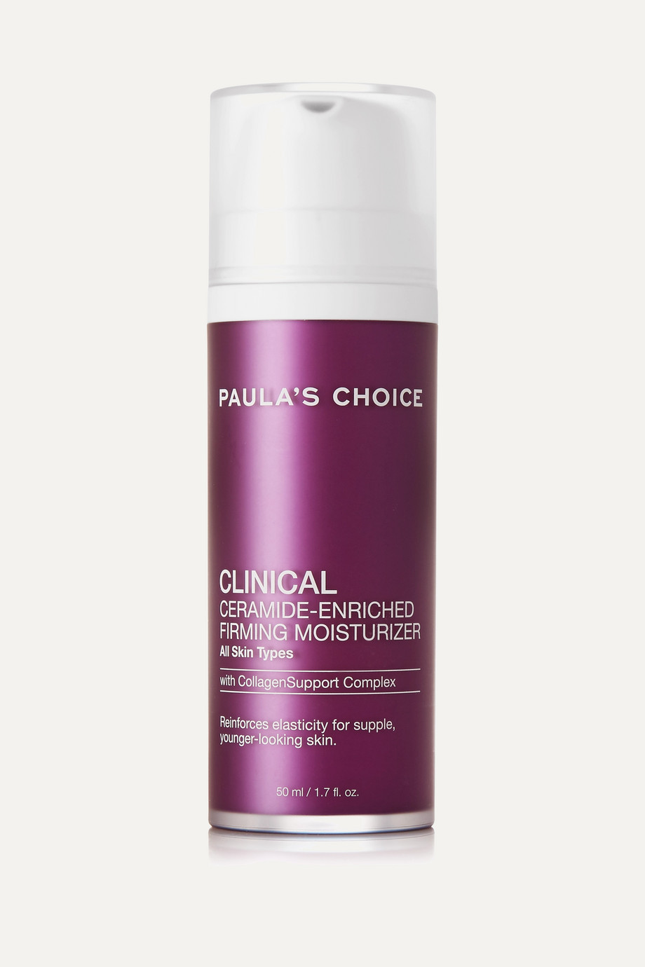 Paula's Choice Clinical Ceramide-Enriched Firming Moisturizer, 50 ml – Feuchtigkeitscreme