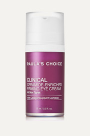 Clinical Ceramide-Enriched Firming Eye Cream, 15ml