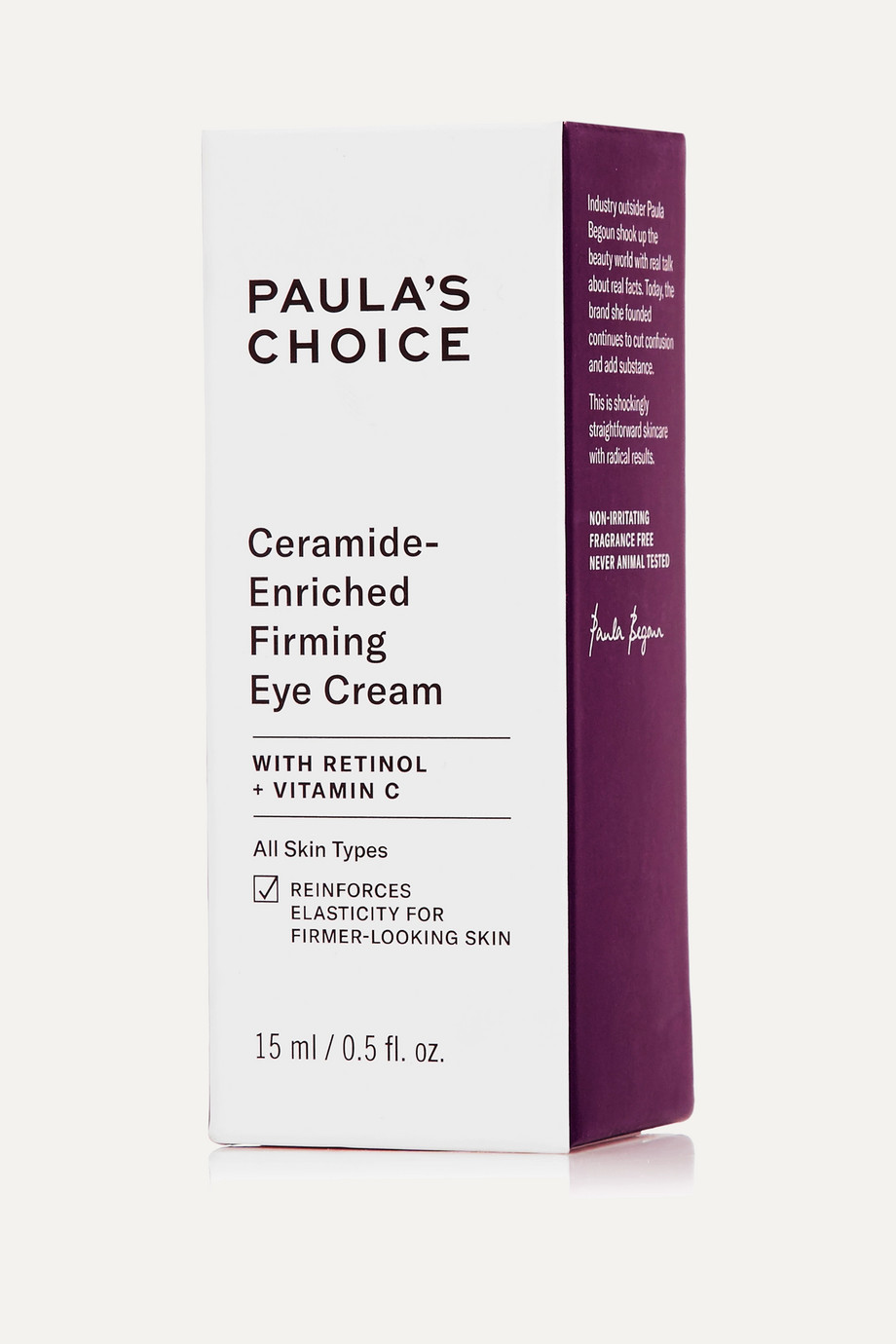 Paula's Choice Clinical Ceramide-Enriched Firming Eye Cream, 15 ml – Augencreme