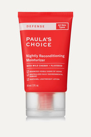 Defense Nightly Reconditioning Moisturizer, 60ml