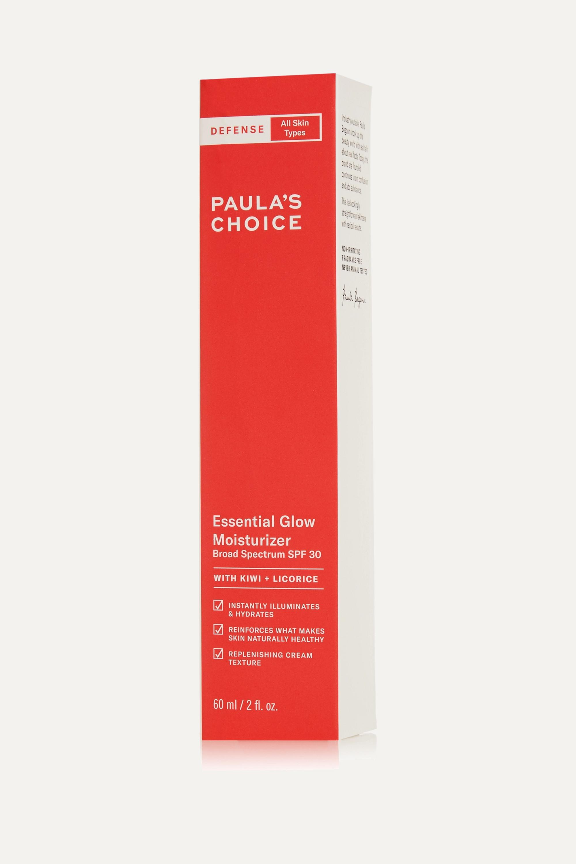 Paula's Choice Defense Essential Glow Moisturizer LSF 30, 60 ml – Feuchtigkeitscreme