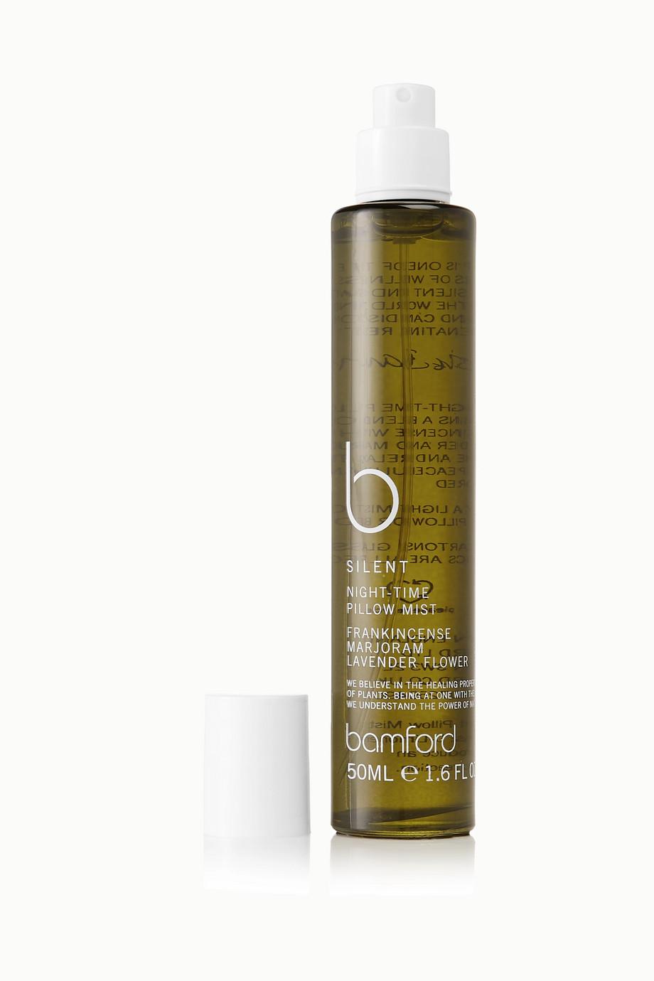 Bamford B Silent Night-Time Pillow Mist, 50 ml – Kissenspray