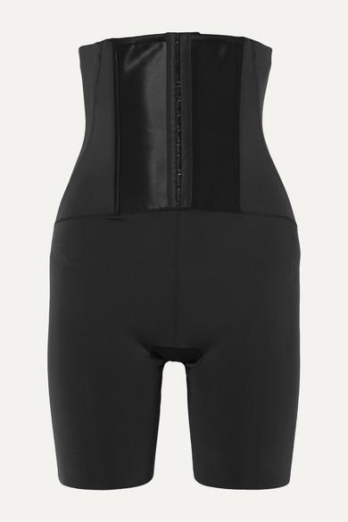 Spanx Shorts Under Sculpture high-rise control shorts