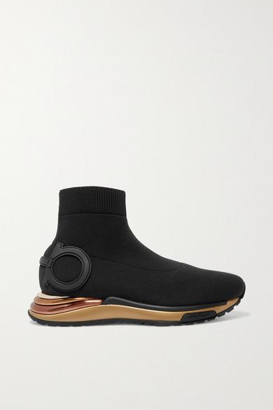 7a0991485ea17 Gardena stretch-knit sneakers