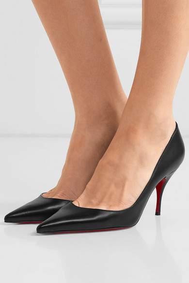 Christian Louboutin Pumps Clare 80 leather pumps