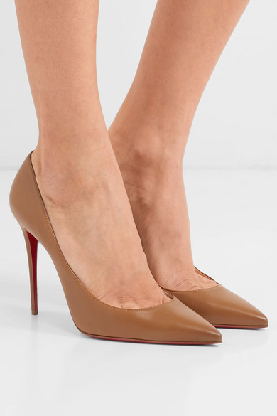 Christian Louboutin Pumps Kate 100 leather pumps