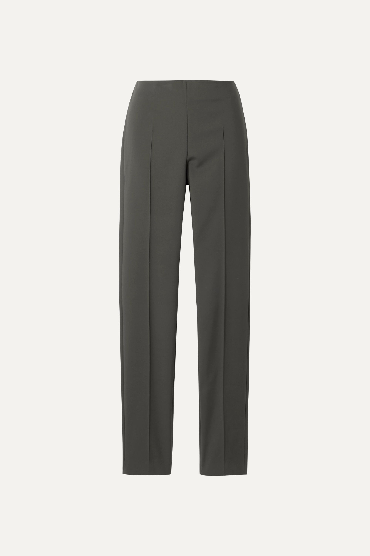 Akris Melissa cotton-blend slim-leg pants