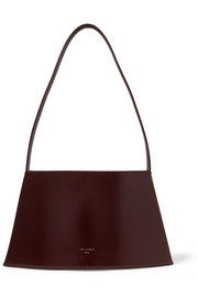 LOW CLASSIC Curve leather shoulder bag