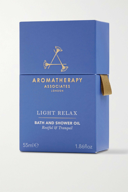 Aromatherapy Associates Light Relax Bath and Shower Oil, 55 ml – Dusch- und Badeöl