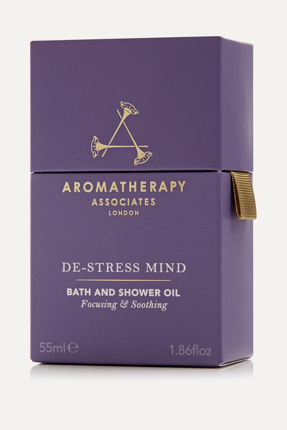 Aromatherapy Associates De-Stress Mind Bath and Shower Oil, 55ml