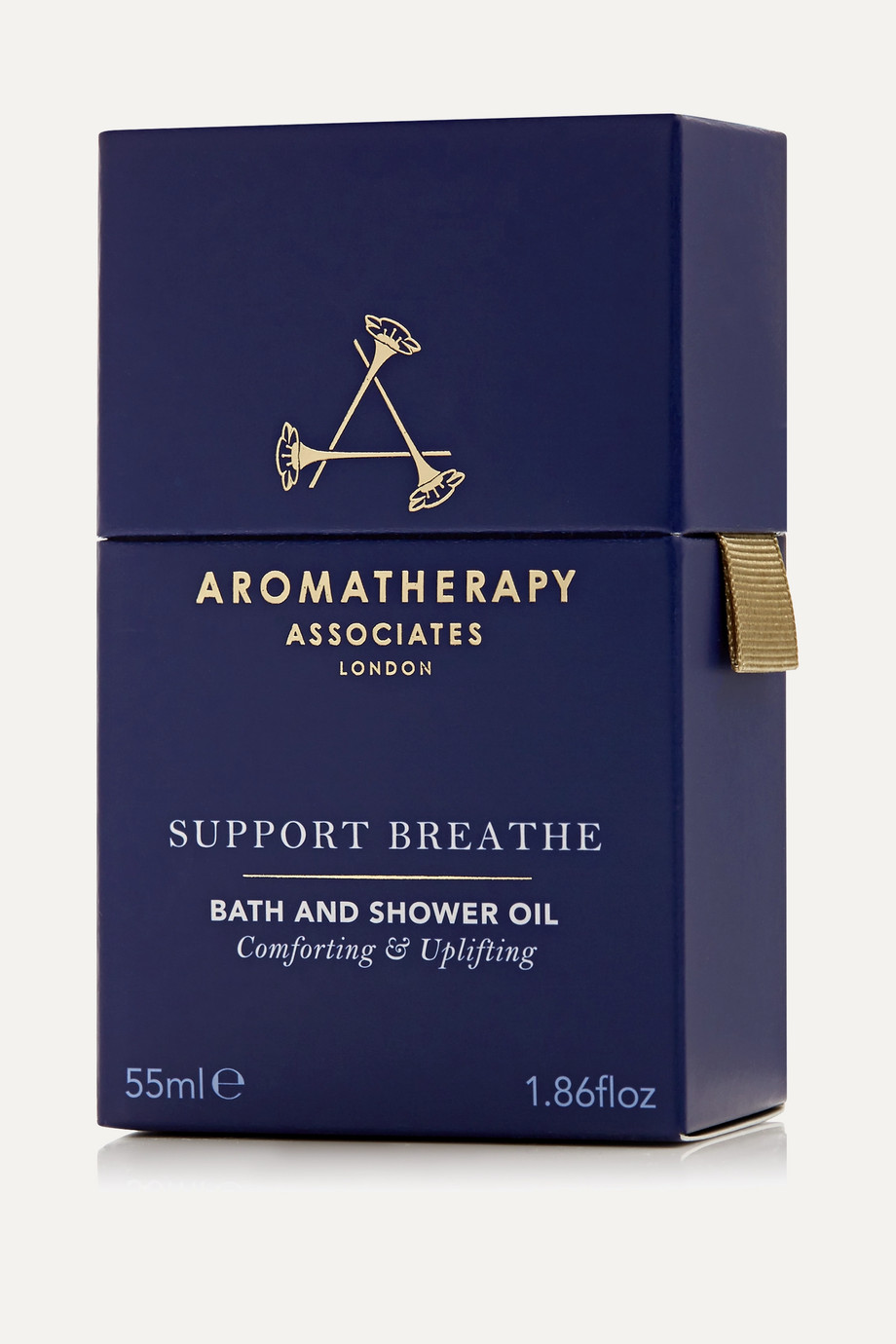 Aromatherapy Associates Support Breathe Bath and Shower Oil, 55ml