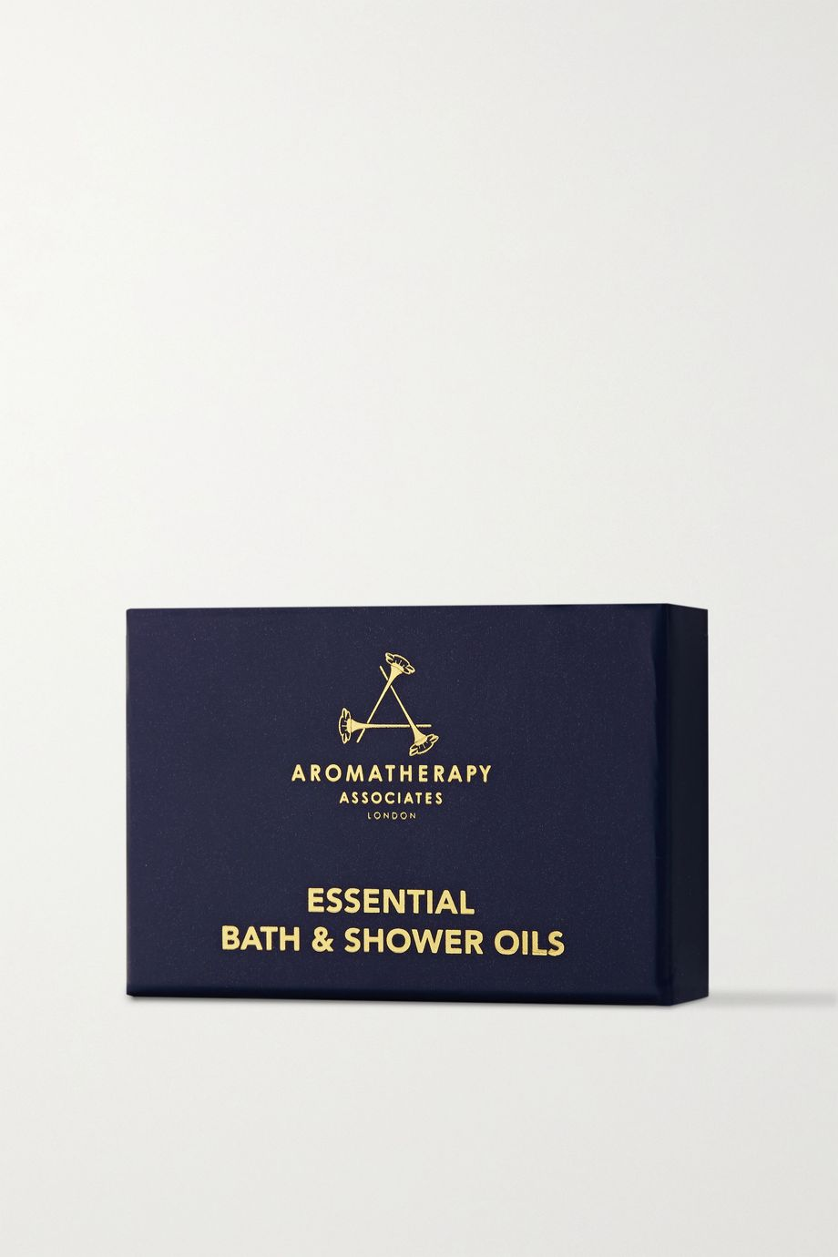 Aromatherapy Associates Essential Bath & Shower Oils, 3 x 9 ml – Set aus drei Badeölen