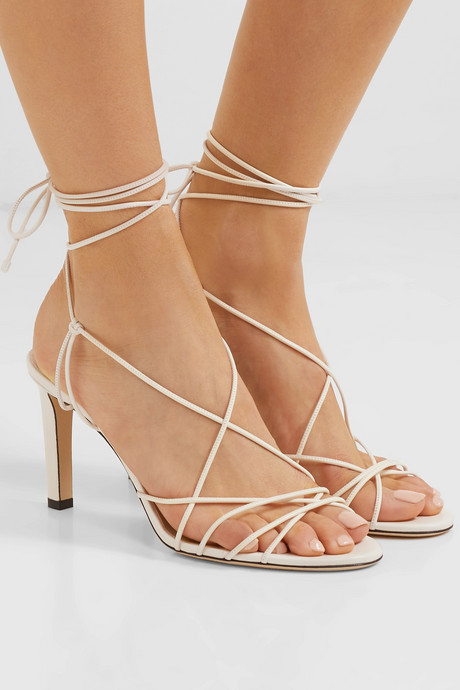 Tao leather sandals