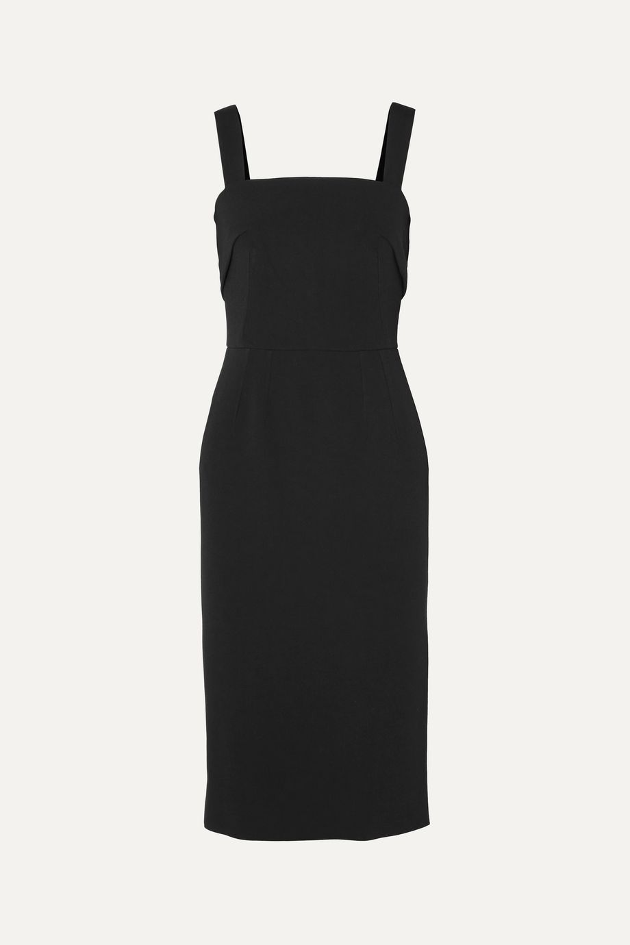 Dolce & Gabbana Crepe midi dress
