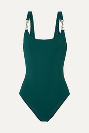 Tory Burch Clip Tank swimsuit