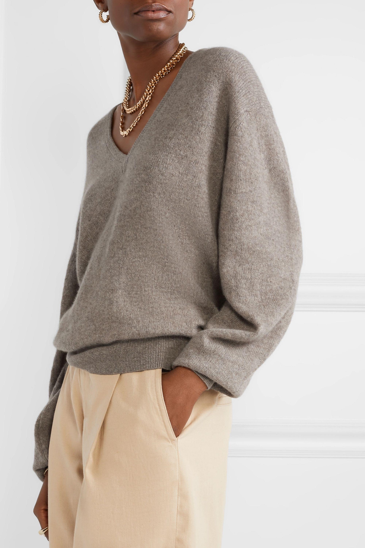 Khaite Stretch-cashmere sweater
