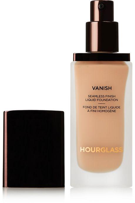 Beige Vanish Seamless Finish Liquid Foundation - Porcelain   Hourglass P3HGfB