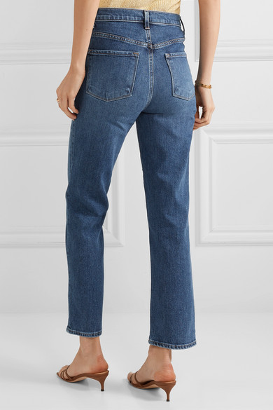 b9be1731ae J Brand | Jules high-rise straight-leg jeans | NET-A-PORTER.COM