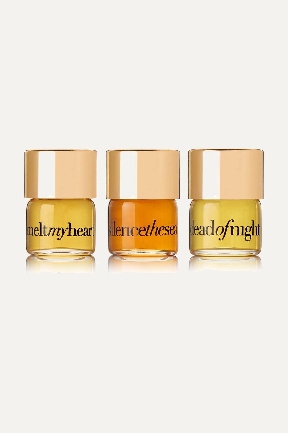 strangelove nyc Perfume Oil Travel Set, 3 x 1.25ml