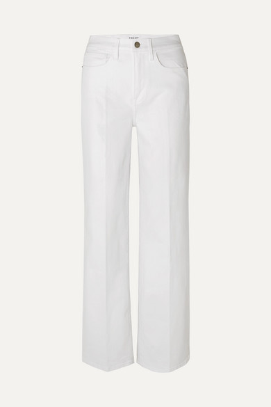 Le California Mid Rise Straight Leg Jeans by Frame