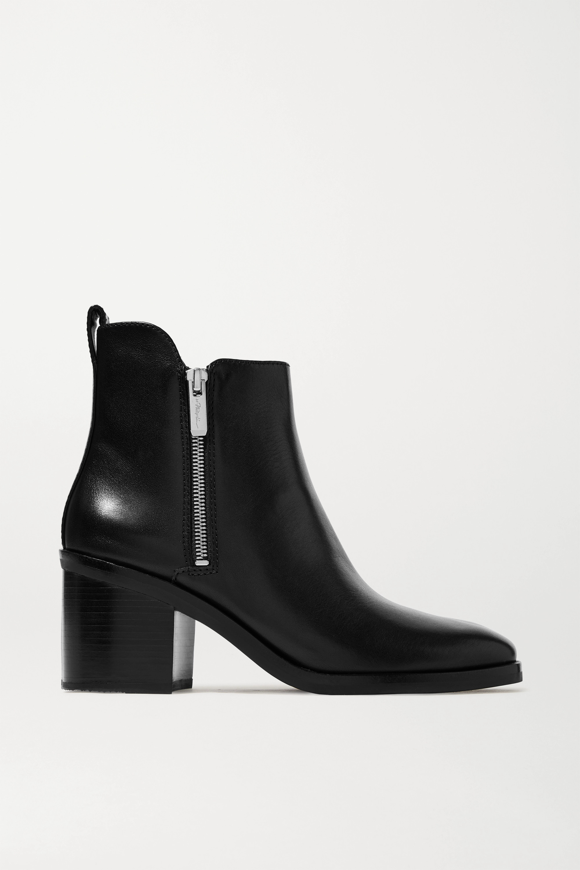 3.1 Phillip Lim Alexa leather ankle boots