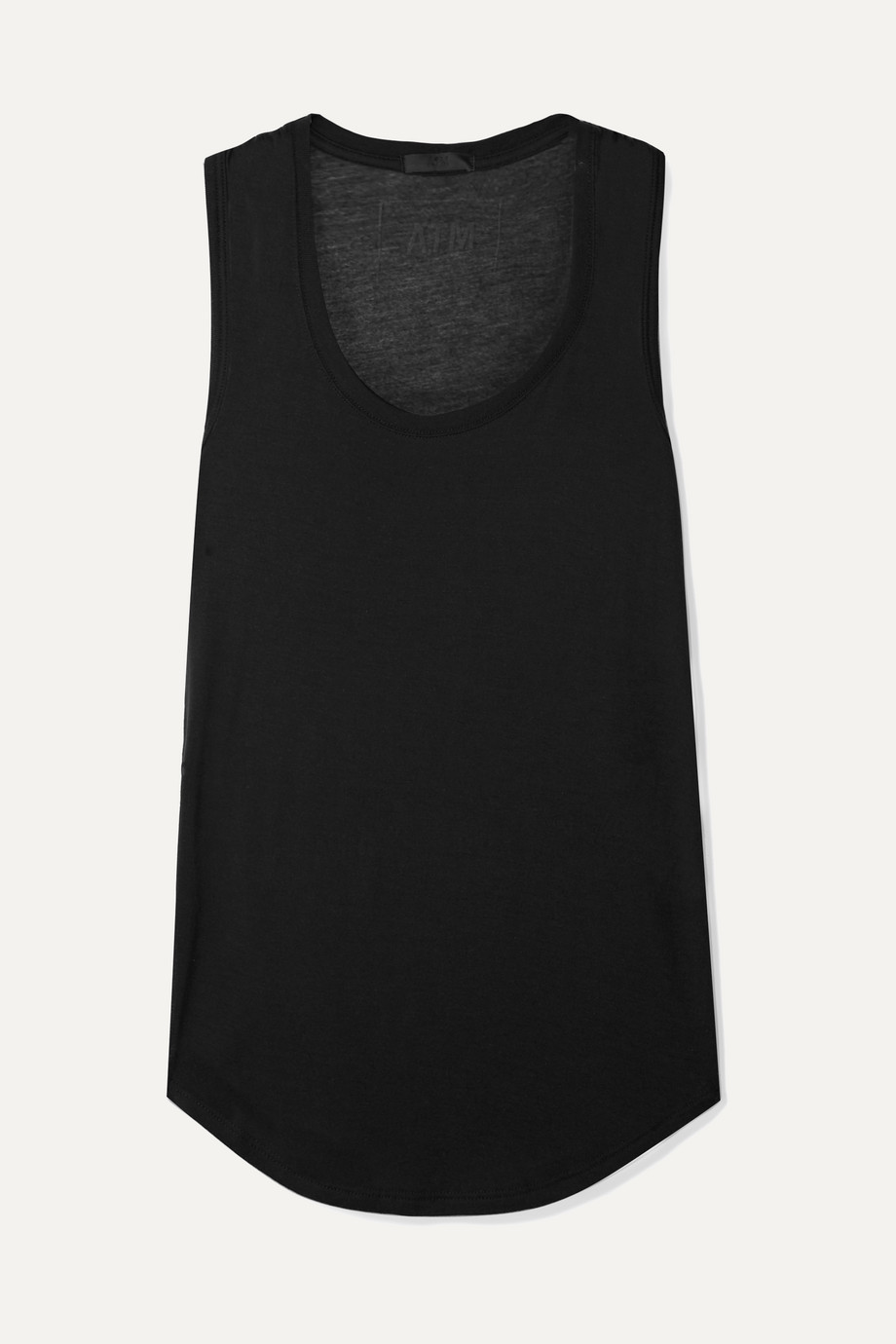ATM Anthony Thomas Melillo Sweetheart Tanktop aus Jersey aus Stretch-Modal