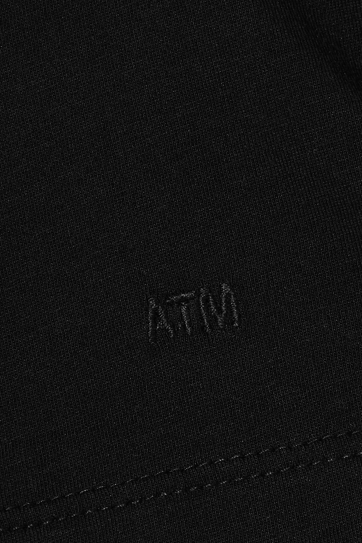 ATM Anthony Thomas Melillo Boy cotton-jersey tank