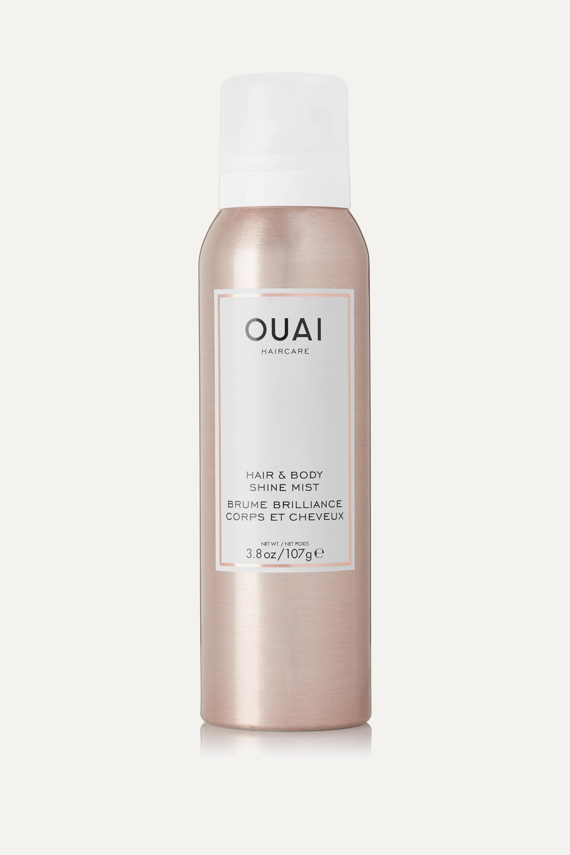OUAI Haircare Hair and Body Shine Mist, 107g
