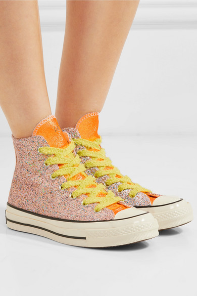 Converse   + JW Anderson Chuck Taylor All Star 70 High Top