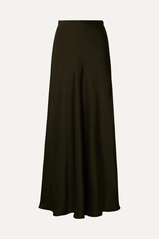 Rosetta Getty Satin maxi skirt