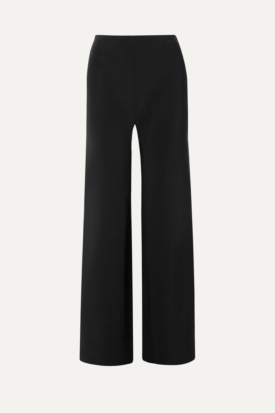 Rosetta Getty Twill wide-leg pants