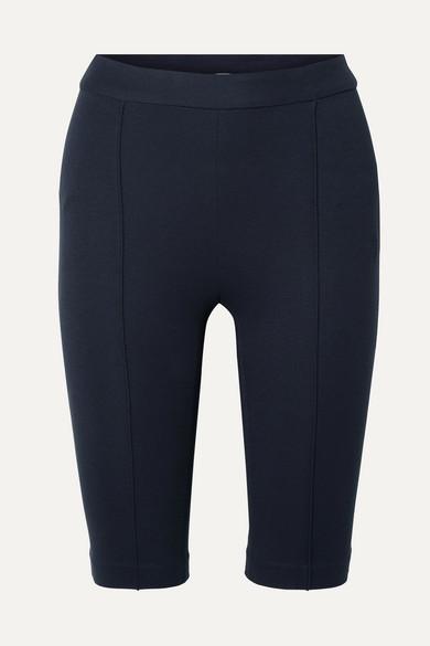 Rosetta Getty Shorts Stretch-jersey shorts