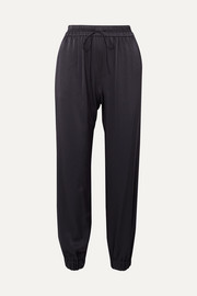 Jason Wu Satin-crepe track pants