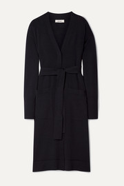Jason Wu Belted merino wool cardigan