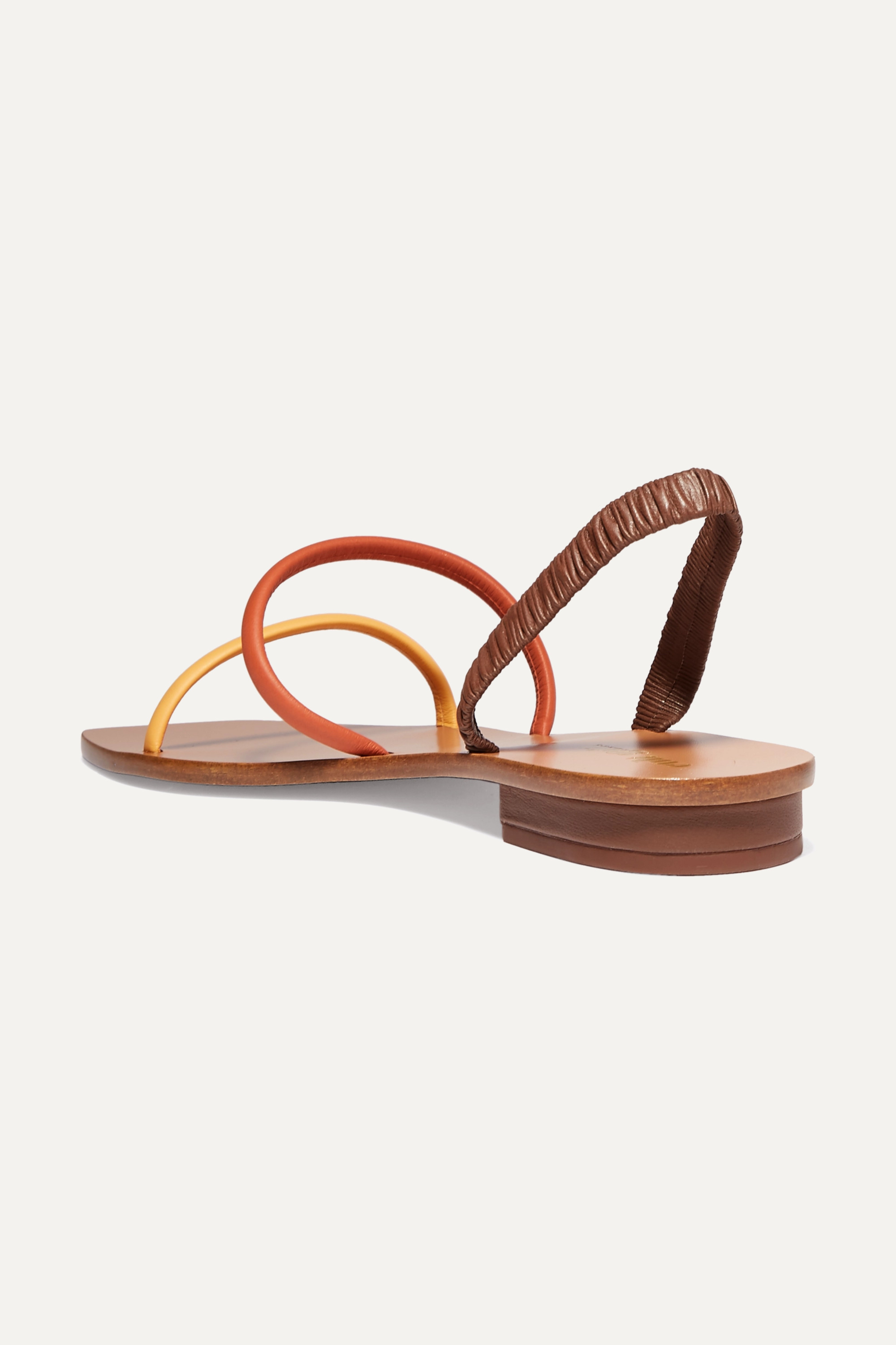 Cult Gaia Mona leather sandals