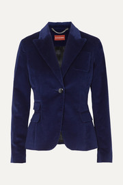 Altuzarra Midge cotton-blend corduroy blazer
