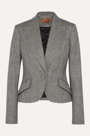 Altuzarra Kershaw checked wool-blend blazer