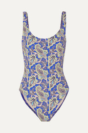 Etro Printed swimsuit