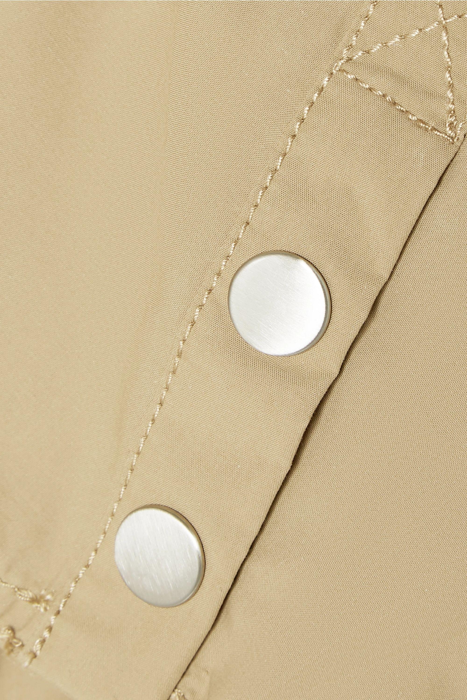 3.1 Phillip Lim Belted cotton-blend poplin jumpsuit