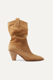 Boogie 70 suede ankle boots