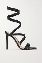 7bfb955cd2 Gianvito Rossi Opera 120 leather sandals
