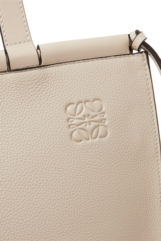 Loewe Cushion medium textured-leather tote