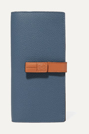 Loewe Textured-leather wallet