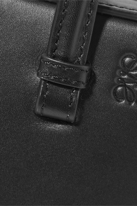 Loewe Postal small leather tote