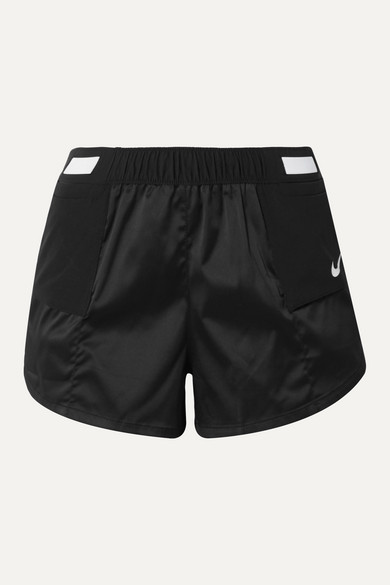 Tempo Lux Dri Fit Shell Shorts by Nike
