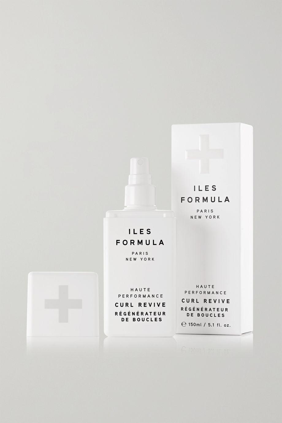 Iles Formula Haute Performance Curl Revive Spray, 150ml