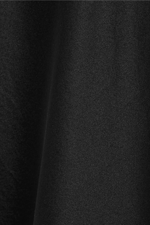 Anine Bing Bar silk-satin midi skirt