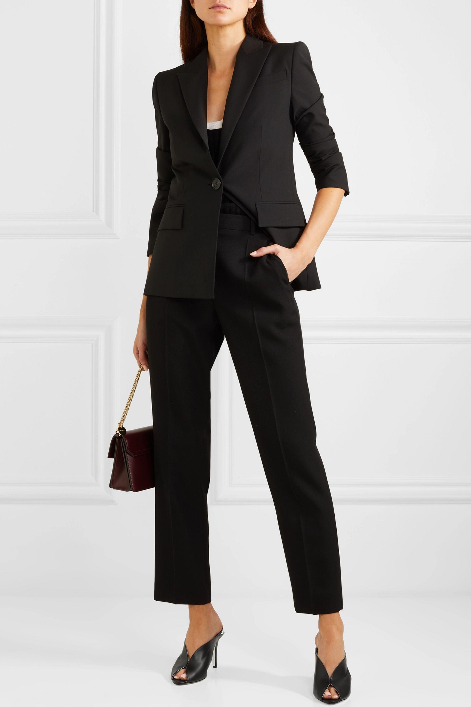 Givenchy Mules aus Leder