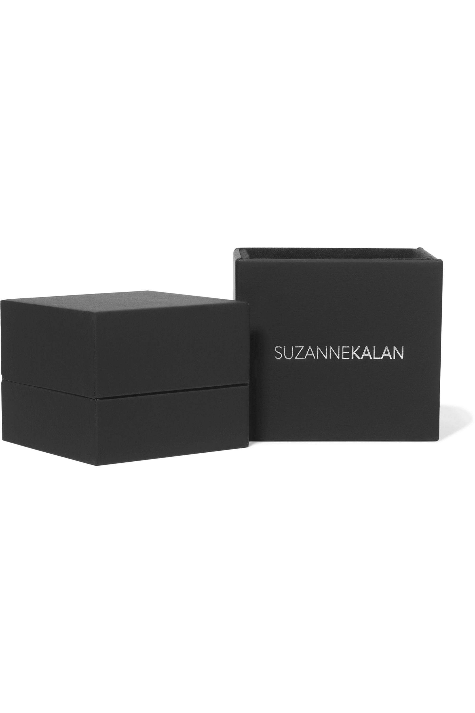 Suzanne Kalan Collier en or 18carats, émeraude et diamants